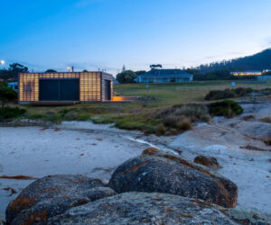 Birrelli Architects, Bicheno Surf Life Saving Club, photography by Rob Burnett