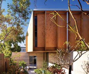 Redfern St House Jonathan Lake Architect