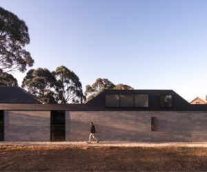 Lagoon House by Taylor and Hinds Architects, photography by Jonathan Wherrett