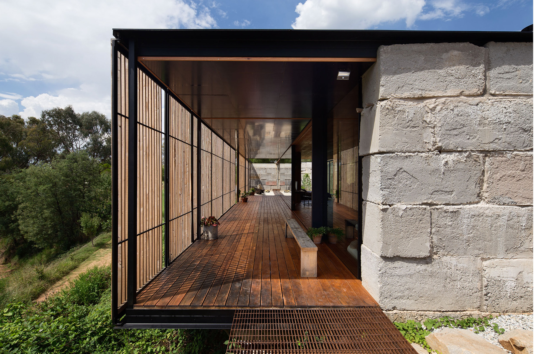 2015 victorian architecture award winners green for Award winning house plans 2015