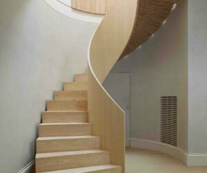 Admonter Stairs, Oak Project by TinTab UK