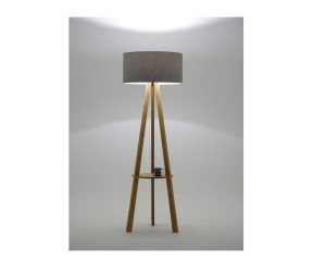 Groove Lamp by Tane Furniture sets the ambiance for any environment