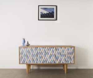 Agave Credenza by Richard Greenacre