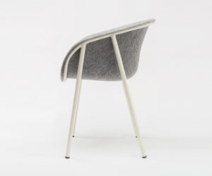 LJ 1 Chair, White