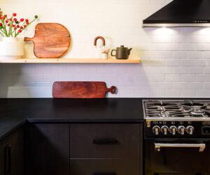 Paperock kitchen benchtop
