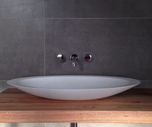 60mm Messmate Vanity Top