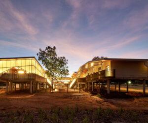 Walumba Elders Centre by Iredale Pedersen Hook Architects. Image: Peter Bennetts