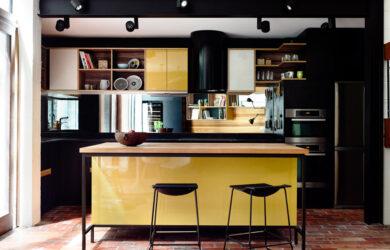Kitchen 1 Aticus & Milo